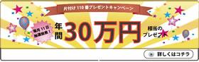 【ご依頼者さま限定企画】沖縄片付け110番毎月恒例キャンペーン実施中!