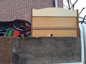 浦添市で軽トラ積み放題の写真