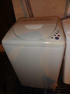 浦添市で洗濯機回収ご依頼 回収画像
