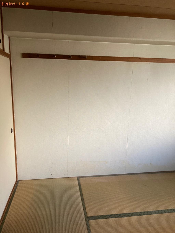 【那覇市】冷蔵庫、テレビ、洗濯機、婚礼ダンス等の回収・処分ご依頼