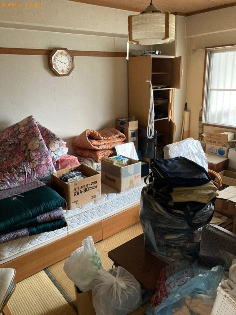 冷蔵庫、テレビ、洗濯機、婚礼ダンス等の回収・処分ご依頼