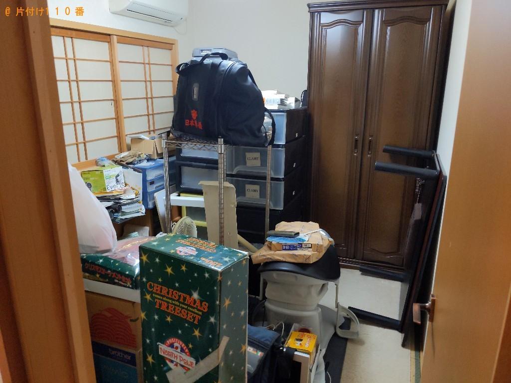 【那覇市】婚礼タンス、テレビ台、テーブル等の回収・処分ご依頼