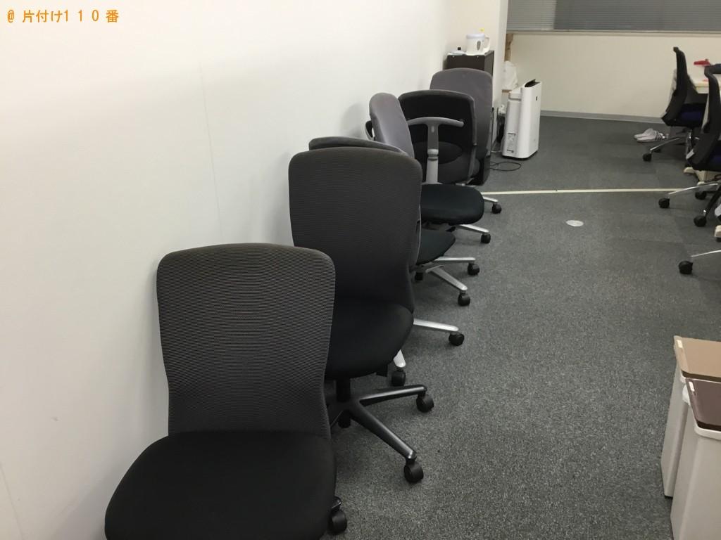 【那覇市】椅子の回収・処分ご依頼 お客様の声