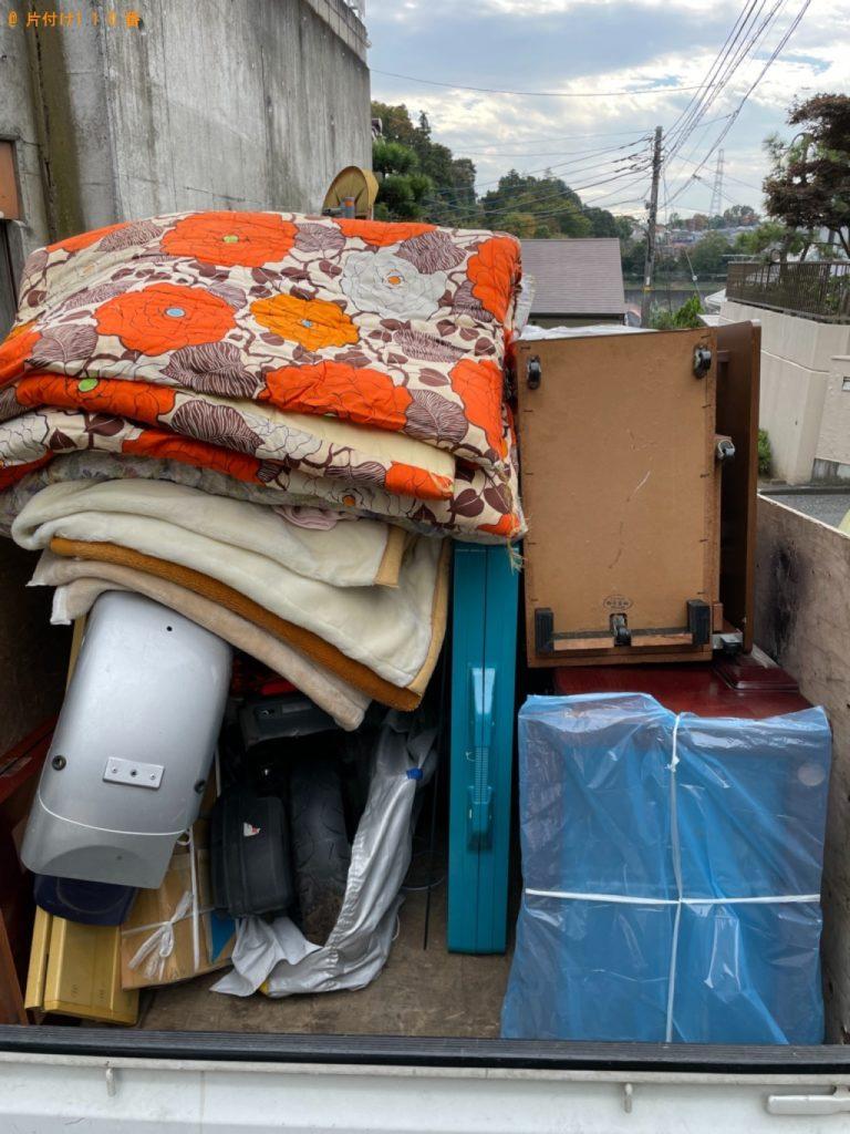 スクーター、カー用品、布団、家電等の回収・処分ご依頼