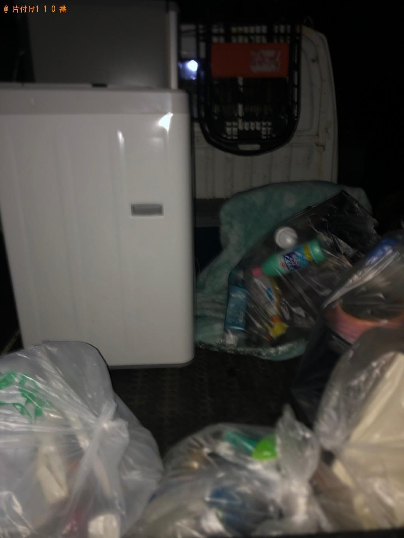 【浦添市】冷蔵庫、洗濯機、一般ごみの回収・処分ご依頼 お客様の声