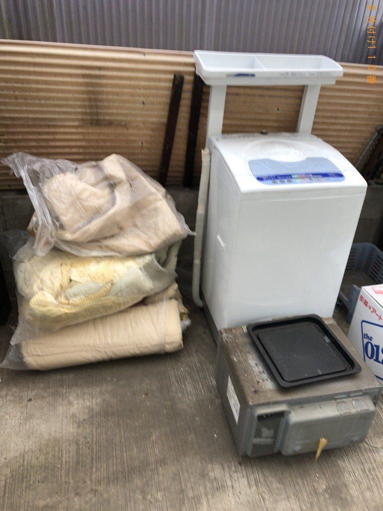 【南大東村】冷蔵庫、洗濯機、電子レンジ等の回収・処分ご依頼
