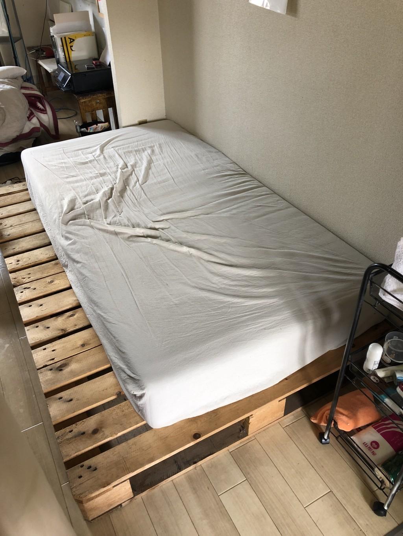 【渡嘉敷村】シングルベッドマットレスの回収・処分ご依頼 お客様の声