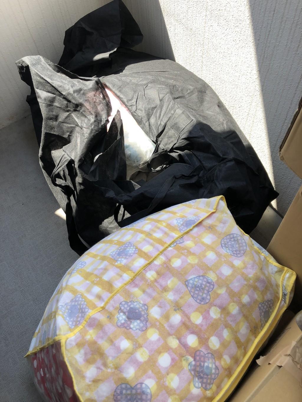 【今帰仁村】布団の出張不用品回収・処分ご依頼