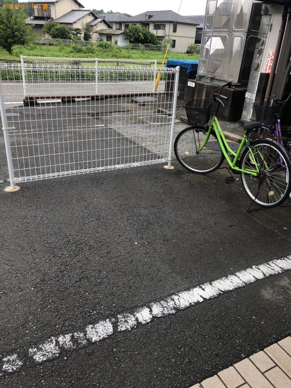 【与那原町】自転車の出張不用品回収・処分ご依頼 お客様の声