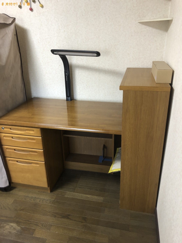 【伊江村】学習机、椅子等の回収・処分ご依頼 お客様の声