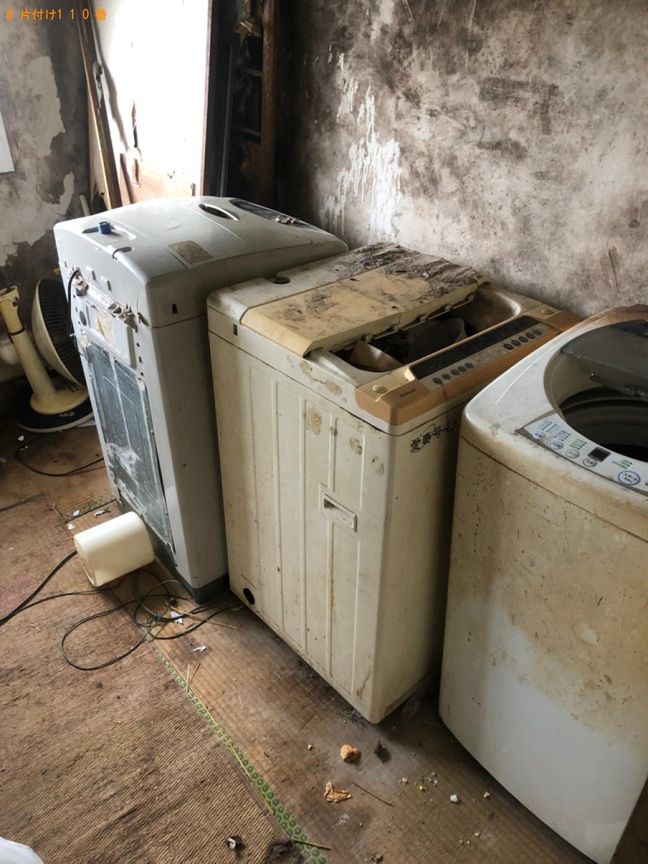 【多良間村】冷蔵庫、テレビ、洗濯機、タンスの回収・処分ご依頼