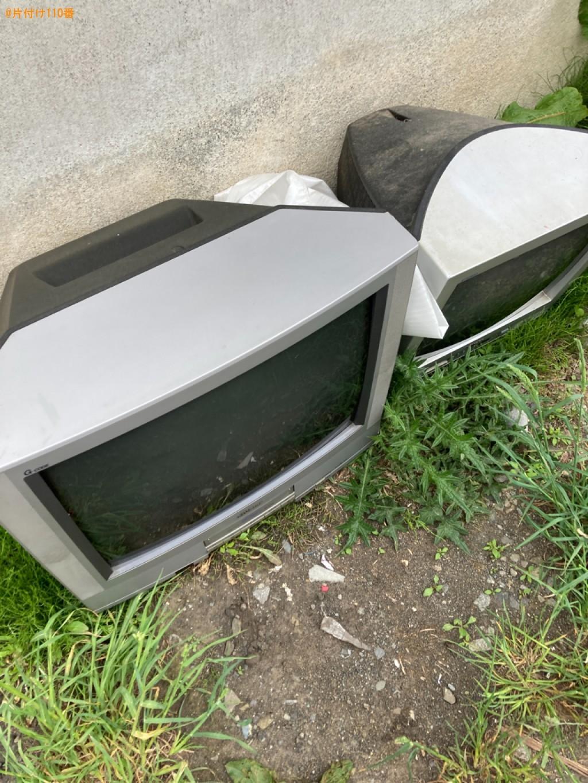 テレビの回収・処分ご依頼 お客様の声